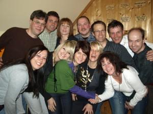 Das sind wir im Jahr 2009
